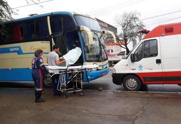 Senhor que fez cirurgia do coração em Conquista morre dentro de ônibus da Novo Horizonte em Brumado; ele seguia para Caetité