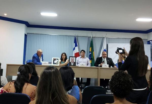 Brumado: advogados recebem homenagem póstuma durante cerimônia na 21ª subseção da OAB