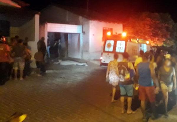 Mulher foi atingida por bala perdida durante assassinato de motociclista  em Brumado
