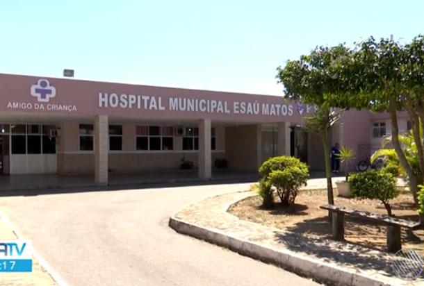Suspeitos de homicídios invadirem hospital e são presos em Vitória da Conquista