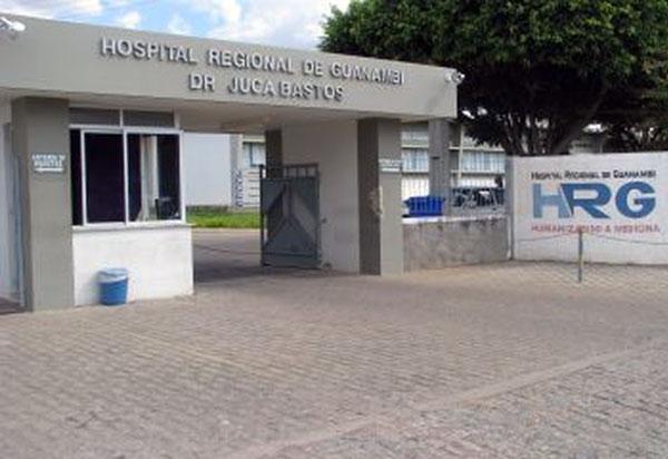 Homem que esteve em viagem a Belo Horizonte morre com suspeita de Covid-19 em hospital de Guanambi