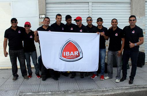 Ibar disputa os Jogos do SESI etapa nacional no Pará
