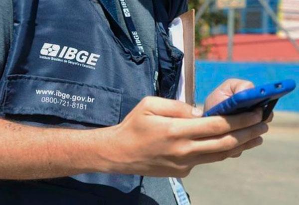 Seleção para Censo 2021 do IBGE tem vagas para Brumado