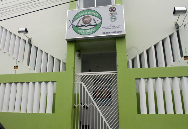 Projeto de Lei que declara de Utilidade Pública Igreja Batista Missionária de Utilidade Pública foi apresentado nesta sexta (12)