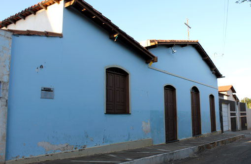 Brumado: Igreja de Santa Tereza foi arrombada