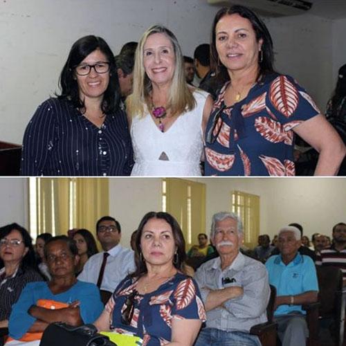 Brumado: vereadora Ilka Abreu participou da I Conferência Municipal de Saneamento Básico