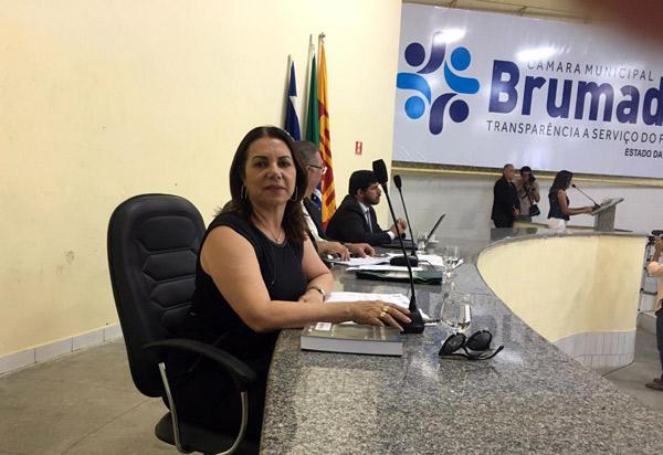 Brumado: vereadora Ilka Abreu faz importantes indicações à prefeitura