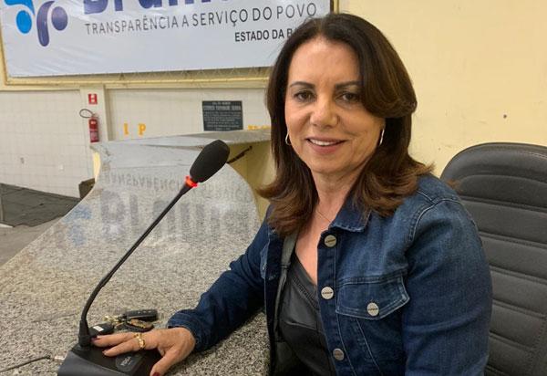Brumado: vereadora Ilka Abreu indica melhorias para zona urbana e rural