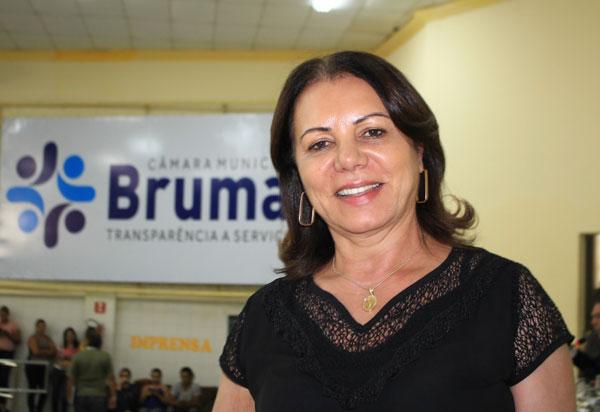 Vereadora Ilka Abreu faz indicações para zona rural e urbana de Brumado