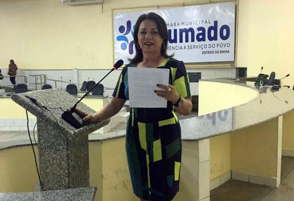 Brumado: vereadora Ilka Abreu defende regularização menos custosa para a classe do transporte alternativo