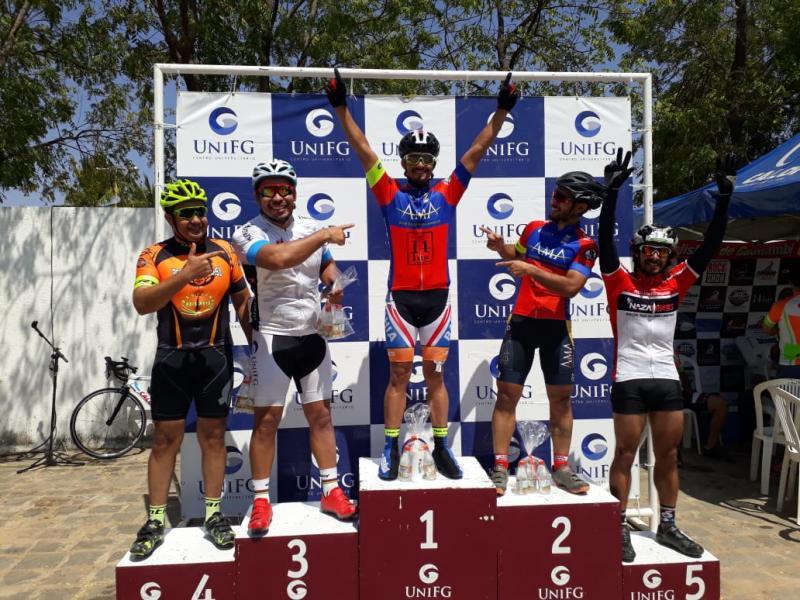 Brumado: Aluno da Genes Academia, campeão baiano de ciclismo participou de importantes competições e segue na conquista de títulos