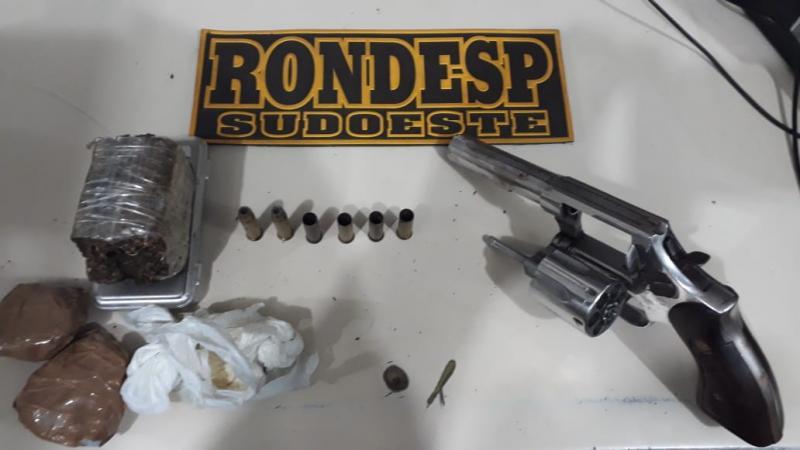 Suspeito de homicídio em Brumado morre em confronto com a Rondesp em Tanhaçu