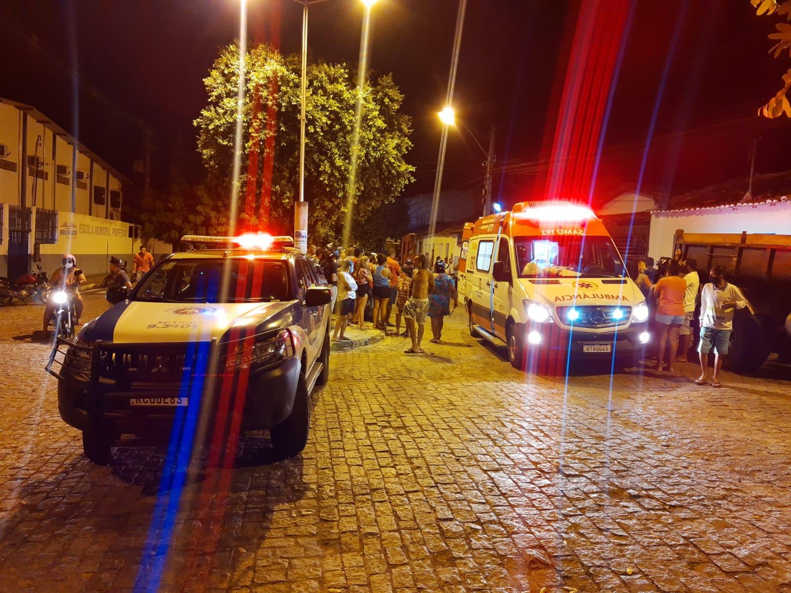 Brumado: Jovem é morto a tiros no Bairro Dr. Juracy