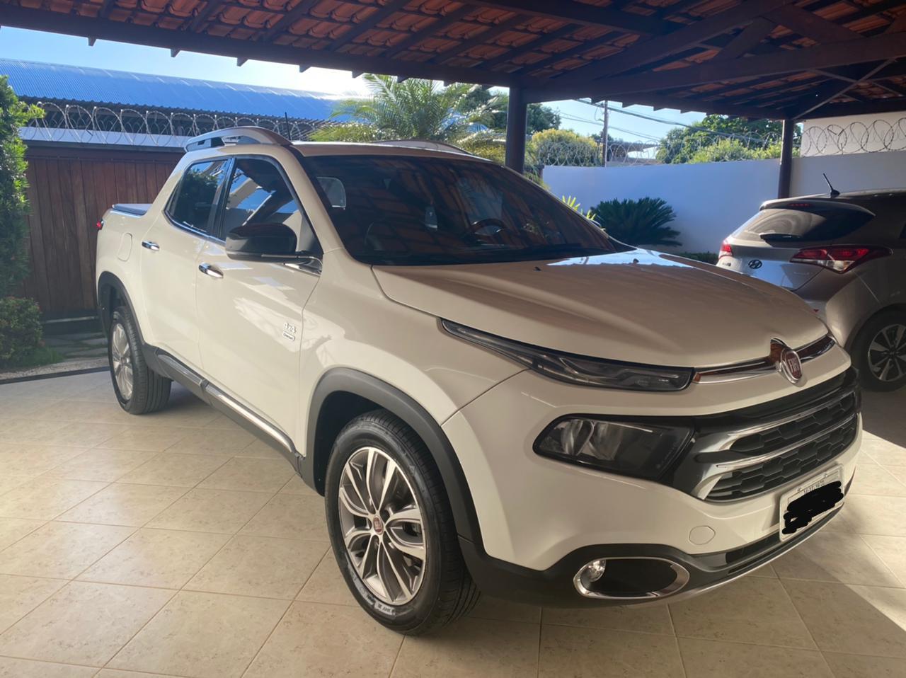 Oportunidade: Fiat Toro à venda