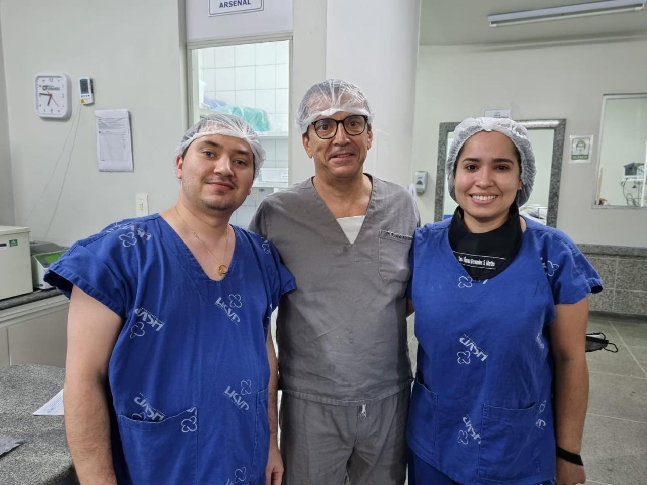CPRE transgástrica é realizada em paciente bariátrico pela primeira vez em Vitória da Conquista