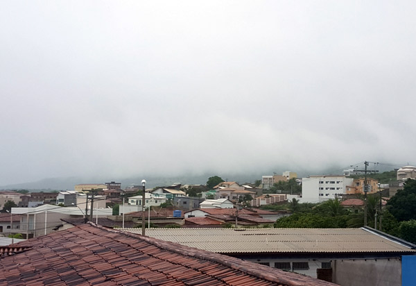 Inema esclarece sobre alerta de chuva para as próximas 24 horas