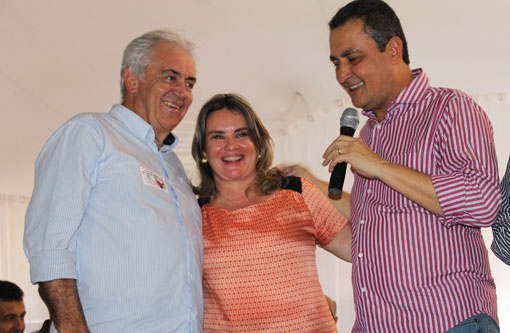 Deputada Ivana Bastos participa de reunião do Programa Participativo do PT em Brumado