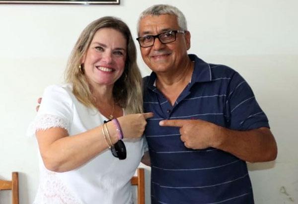 Ivana e Valtécio garantem energia para comunidades em Caetité