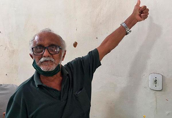 Luto em Brumado: Morre 'Jaci do Frango'