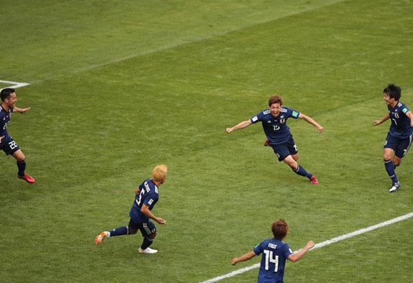 Copa do Mundo 2018: Japão vence Colômbia por 2x1