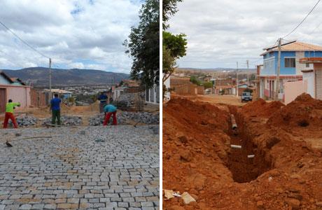 Bdo: Associação do Jardim de Alah busca continuação de obras