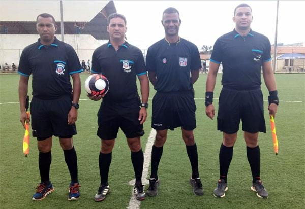 Brumadense estreia na arbitragem do Campeonato Intermunicipal
