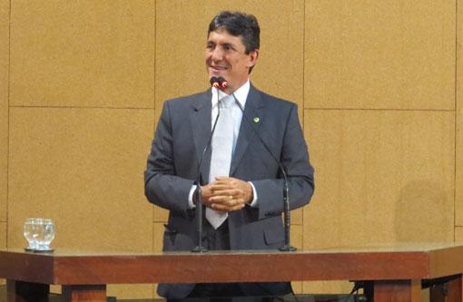 Deputado João Bonfim é eleito conselheiro do Tribunal de Contas do Estado
