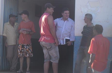 BONFIM DIALOGA COM A COMUNIDADE DE SÍTIO SÃO JOSÉ