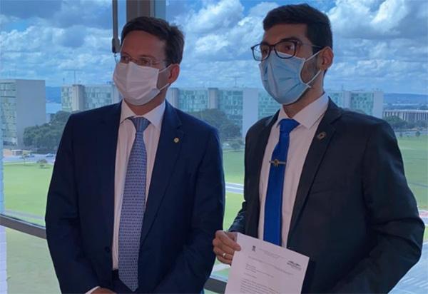 Vereador João Vasconcelos irá participará do ato de entrega de 3.000 cestas básicas para Brumado