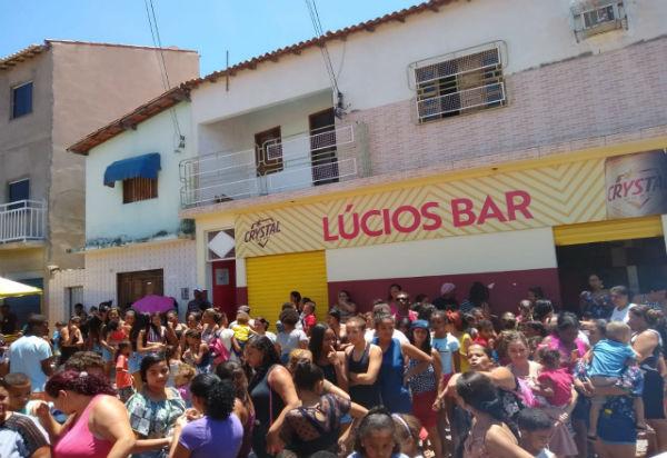 Brumado: Associação de Moradores do Bairro Dr. Juracy promoveu festa em comemoração ao Dia das Crianças