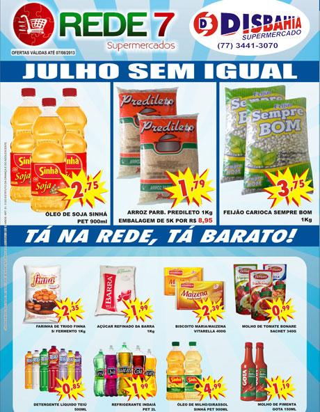 Brumado: Confira o jornal de Ofertas do Disbahia Supermercado