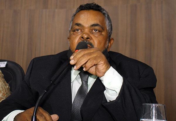 Brumado: Presidente da Câmara de Vereadores segue internado em estado estável