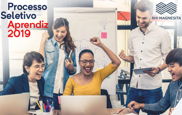 RHI Magnesita abre processo seletivo para Jovem Aprendiz 2019