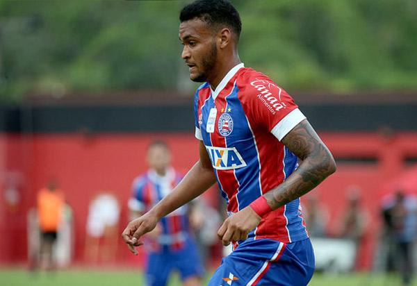 Júnior Brumado comenta chance perdida e desabafa contra 'alguns torcedores' do Bahia