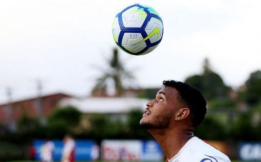 Júnior Brumado se prepara para vestir camisa da seleção Brasileira