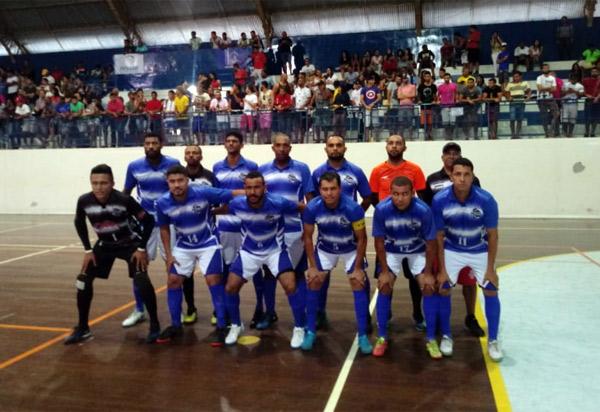 Copa Jurema de Futsal: Juventude de Brumado venceu a equipe Ousadia e Alegria por 8x3 e está na final