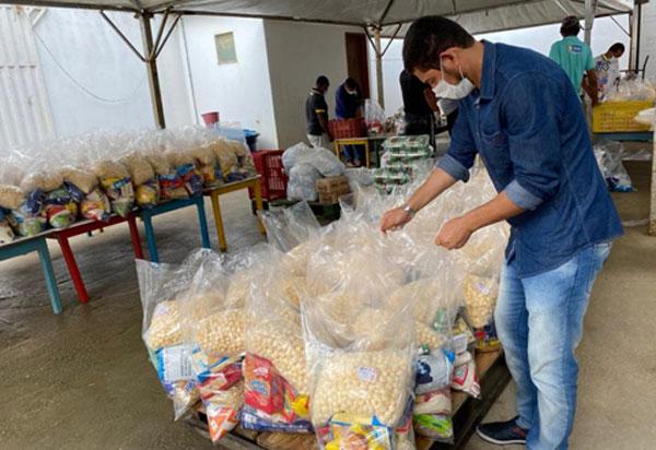 Novos kits da Alimentação Escolar serão distribuídos na rede municipal em Conquista