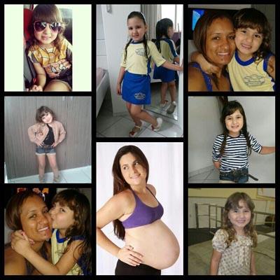 Parabéns: 24 de setembro aniversário da pequena Lara Meira
