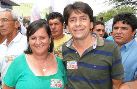 ARACATU: SÉRGIO MAIA INAUGURA COMITÊ DE CAMPANHA