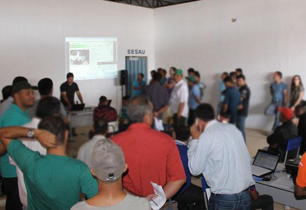 Prefeitura de Brumado lança Edital de Leilão que tem como objeto parte de equipamentos, veículos e outros bens