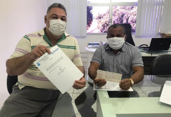 Câmara de Vereadores de Brumado comprova economia de gastos e devolve ao município mais R$ 77 mil, chegando ao montante de R$ 200 mil para fortalecer o combate à Covid-19