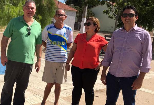 Brumado: Léo Vasconcelos e Márcio Moreira apoiam festejos juninos nos distritos de Cristalândia e Umburanas