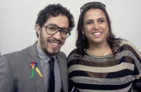 BRASÍLIA: LIU VASCONCELOS SE REUNIE COM ARTHUR MAIA