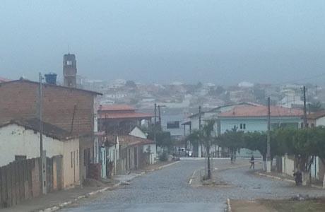 TEMPO: TEMPERATURAS BAIXAS NO SUDOESTE BAIANO