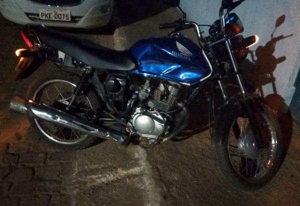 Livramento: Polícia Militar promove operação para contenção de motos com escapamento adulterado