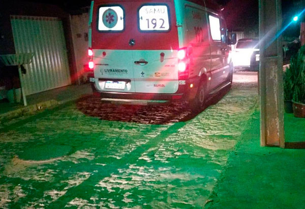 Livramento: Indivíduo é vítima de tentativa de homicídio no bairro Estocada