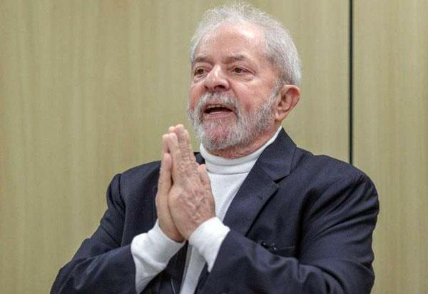 Lula diz que novo coronavírus tem impacto positivo no enfraquecimento da agenda liberal