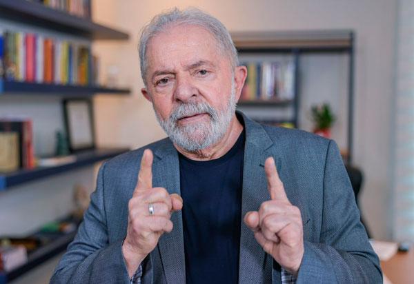 Lula lidera pesquisa eleitoral feira pela Ipec para 2022 com mais de 20 pontos à frente de Bolsonaro