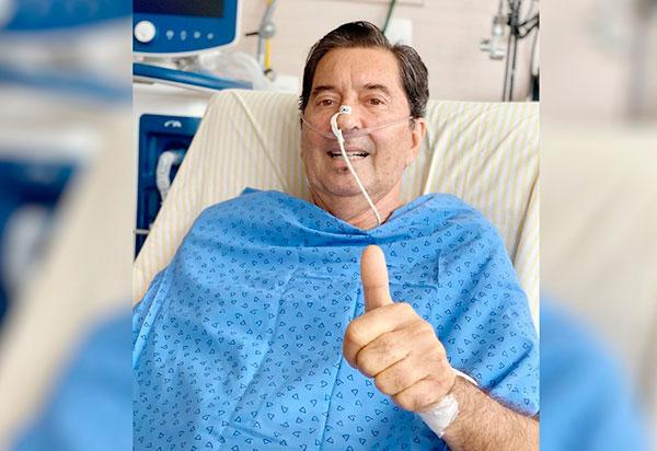 Maguito Vilela, prefeito licenciado de Goiânia, morre em São Paulo após Covid-19
