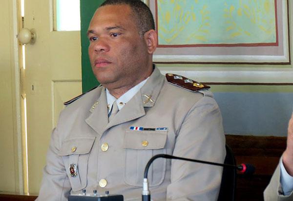 Polícia Militar comunica a morte do Maj PM Wellington Cirilo Costa